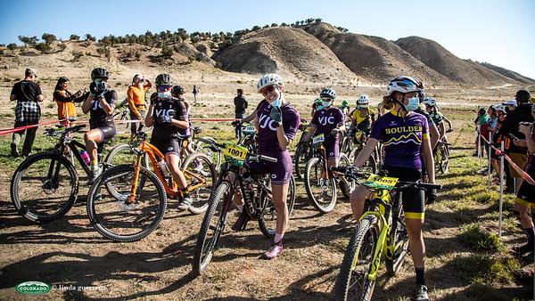 2021 Yampa Region - Eagle Haymaker XC Race - Varsity Girls