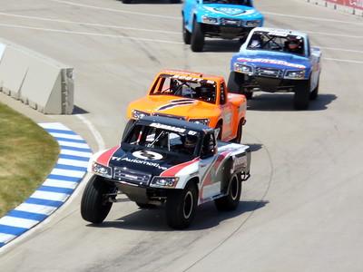Stadium Super Trucks - Detroit Belle Isle Grand Prix - 3-4 June '16