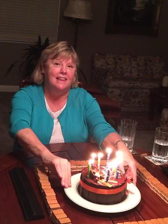 Janis' Birthday 9/2015