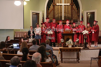 Mt Abe 2017 Graduation