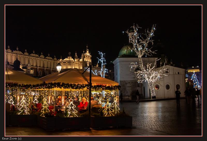 Christmas in Krakow