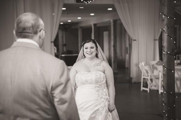 Owens - Dad's First Look of Bride