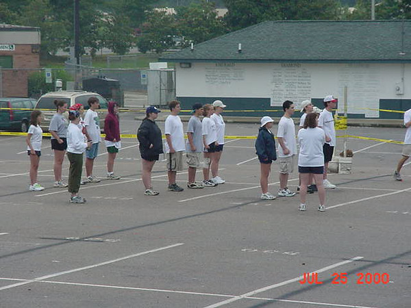 2000-07-25: Band Camp - Day 2