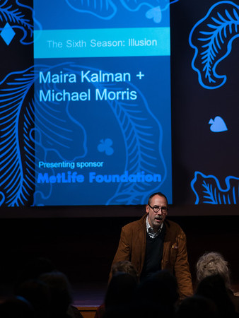 Maira Kalman + Michael Morris