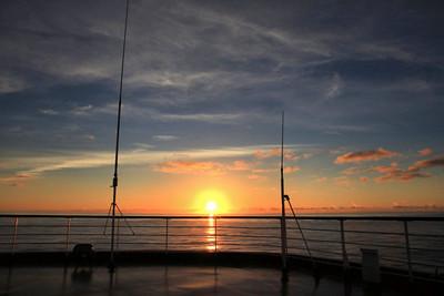 Day at Sea Oct 25