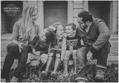 Dennis & Angelina Family Session