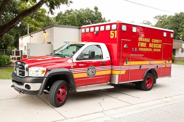 Orange County Florida Fire Rescue