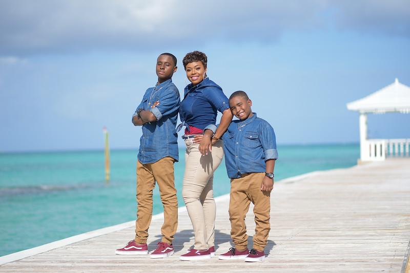 Janae Pratt Family Photoshoot