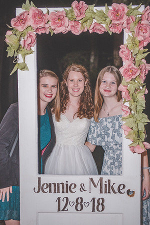 Jennie and Mike's Wedding 2018