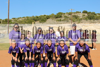 2018 Ozona Girls Softball