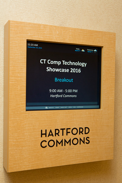 CTComp Technology Showcase 2016