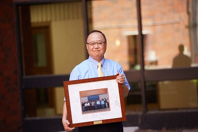 2016 UWL Ken Rehh Associate Dean of CBA - College of Business