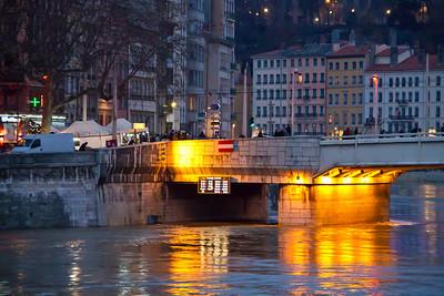 Lyon: Fête des Lumières 2010
