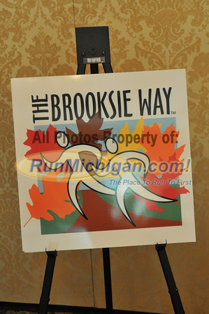 Brooksie Way Press Event