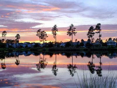 North Carolina Sunsets 2021
