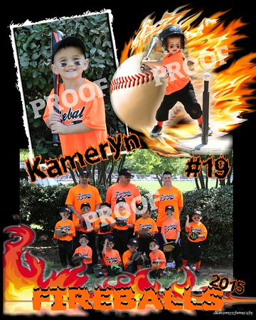 Fireballs T-Ball