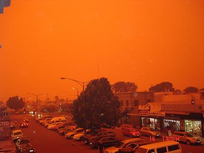 Vic Bushfires Dec 06
