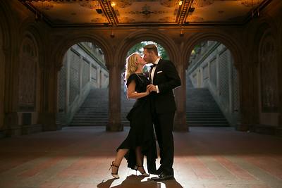 Thea & Michael's Central Park Engagement
