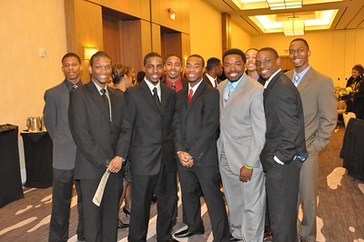 15th Annual Tribute to HBCU Scholarship Banquet Feb 25, 2012