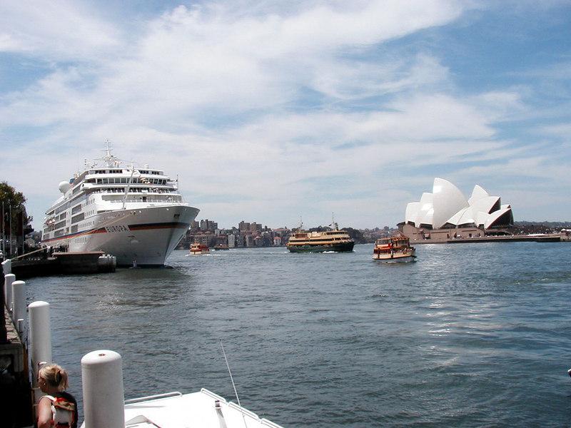 Opera House from Circular Quay
