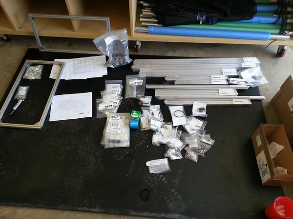 Buildlog Laser Build