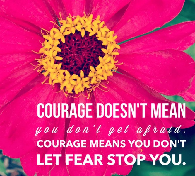 Courage doesn't mean.JPG