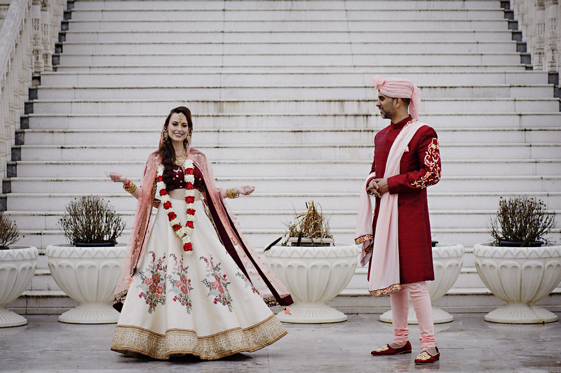 Rahul and Daniela Wedding - Day 1