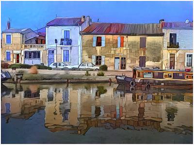 Provence Fantasy - Aigues-Mortes