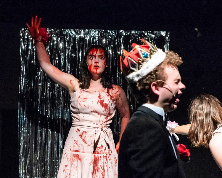 YPTMTC's Production of Carrie