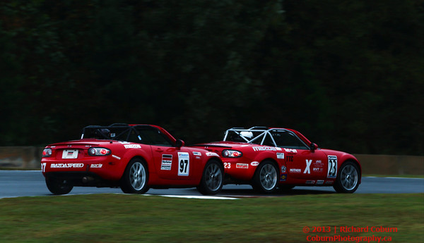 2013 MX5 Cup Petit Le Mans
