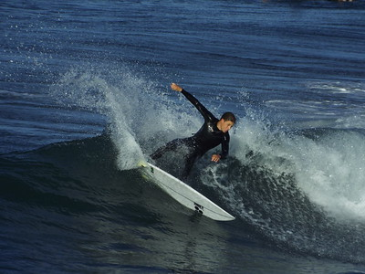 3/3/20 * DAILY SURFING PHOTOS * H.B. PIER