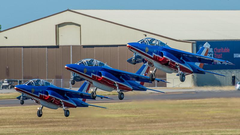 Patrouille de France Dornier Alpha Jet