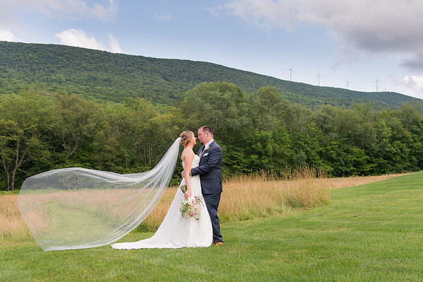 Bloom Meadows Berkshires Wedding: Kate & Luke
