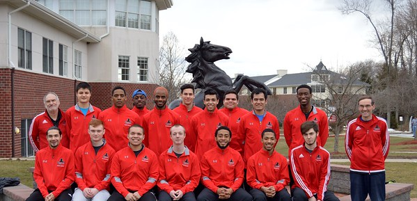 2017-18 Men's Track & Field