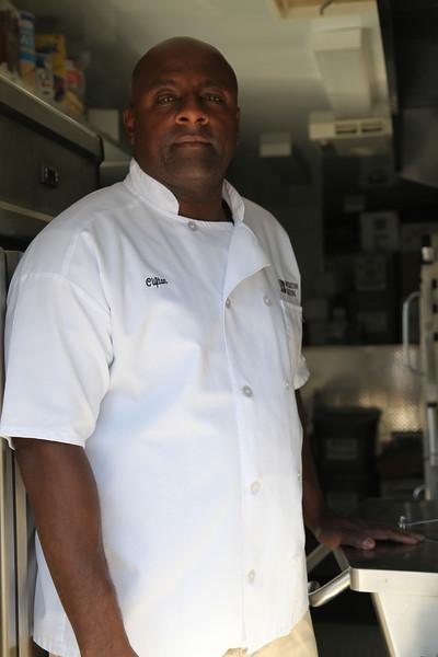 Clifton Wright - OB Chef