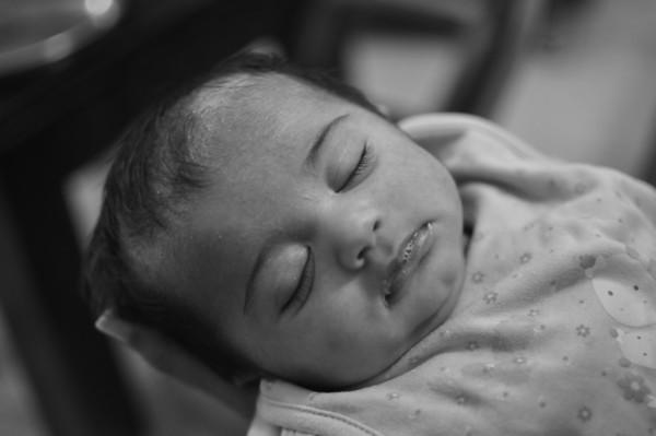 Jiya-Asleep