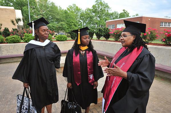 Shaw Baccalaureate 2014