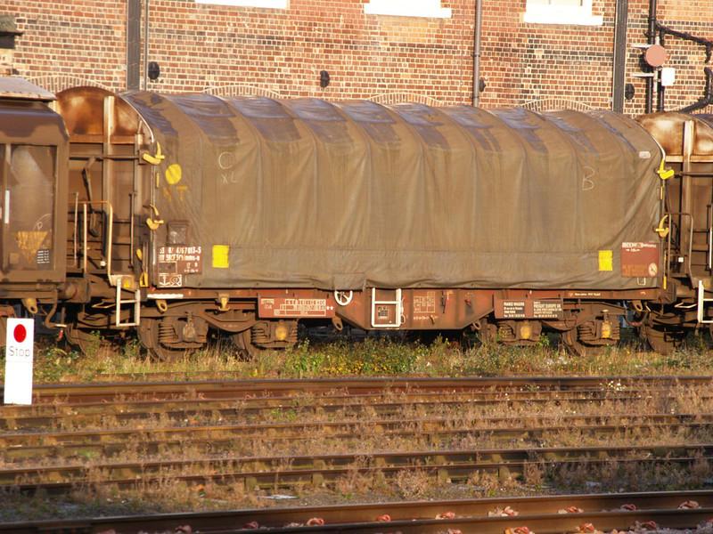 33.87.4767013-5 Doncaster West Yard 28/10/08