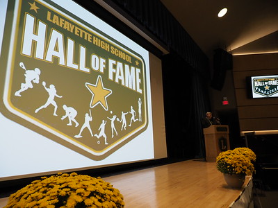 LaFayette Sports Hall of Fame 2018