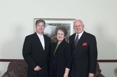 2002/03/02 - Bro. Trask visits Christ Church