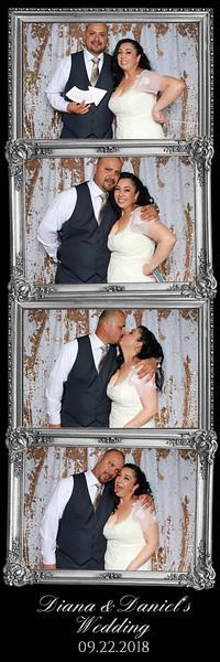 Diana & Daniel's wedding