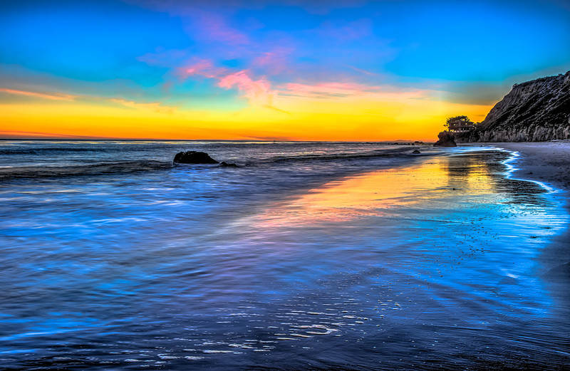 Nikon D800E Malibu Photographer Dr. Elliot McGucken Fine Art Photography for Los Angeles Gallery Show!