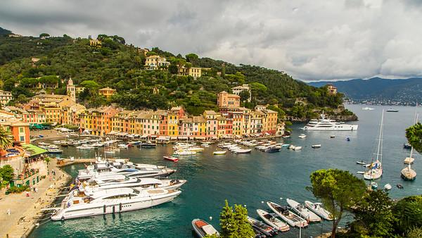 Portofino & Ciinque Terre