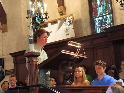 Farewell Chapel - Friday AM 6.7.19