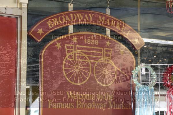 The Broadway Market Buffalo