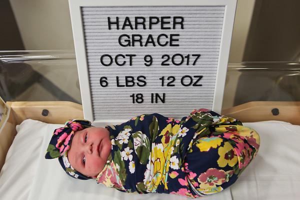 Baby Harper Birth Story