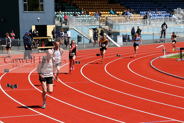 Athletics Otago Track and Field Meeting (October 31st)