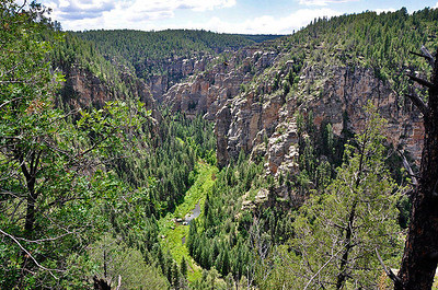 2018 West Clear Creek Wilderness