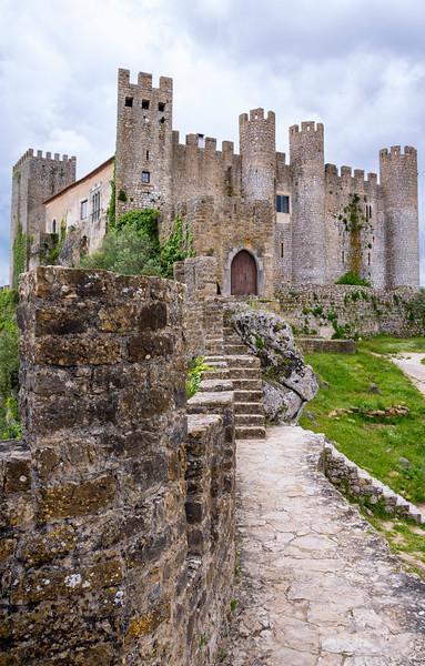 2016 Portugal_Obidos castle-2.jpg