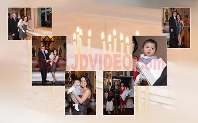 Nicholas' Christening 12-9-2012